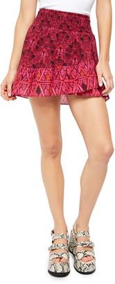 Free People Riviera Miniskirt