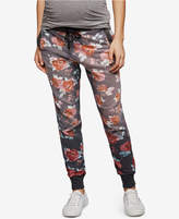 Splendid Maternity Printed Jogger Pants