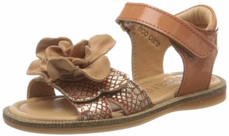Bisgaard Women's Agnes Ankle Strap Sandals