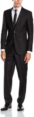 BlueBlack Men's Slim Fit Suit Rovigo