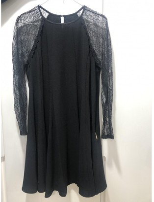 Juicy Couture Black Lace Dress for Women