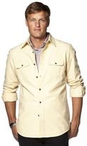 Chaps Men's Classic-Fit Button-Down Work Shirt