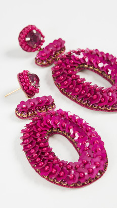 Deepa Gurnani Britt Earrings