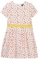 Toobydoo Bee Watercolor Poppy Dress (Toddler, Little Girls, & Big Girls)