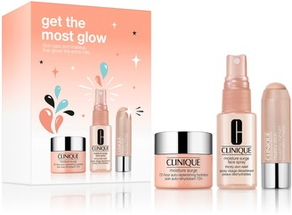 Clinique Get the Most Glow Travel Size Set
