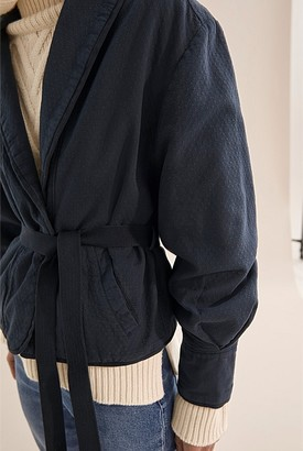 Country Road Quilted Cotton Jacket