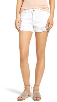 DL1961 Women's Karlie Denim Boyfriend Shorts