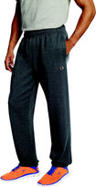 Champion Powerblend Fleece Open-Bottom Pants