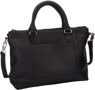 Le Donne Leather Lustiano Satchel Handbag