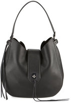 Rebecca Minkoff Darren Leather Hobo Bag, Black