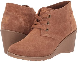 Skechers BOBS from Tumble Weed - Ghost Town (Chestnut) Women's Boots