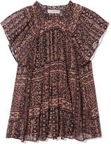 Ulla Johnson Aryn Top in Earth, Size 0
