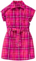 Crazy 8 Sparkle Plaid Dress