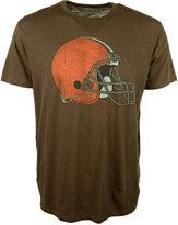 '47 Men's Cleveland Browns Logo Scrum T-Shirt