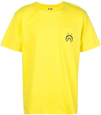 A Bathing Ape graphic print T-shirt