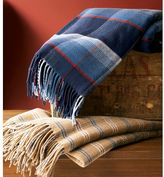 Pendleton® Merino Wool Throw