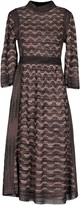 M Missoni 3/4 length dresses
