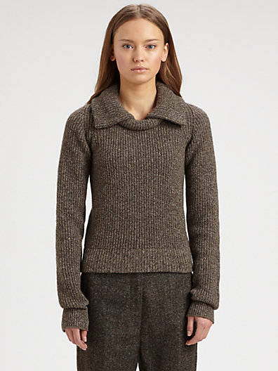Christophe Lemaire Cellar Sweater