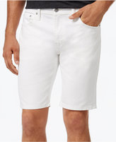 Levi's Men's 511 Hemmed White Denim Shorts
