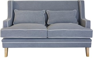 One World Blairgowrie Sofa Grey