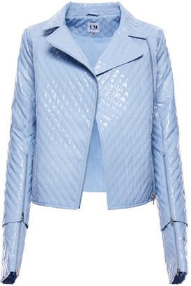 Hilary Macmillan Quilted Moto Jacket