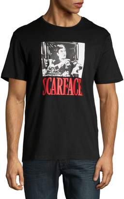 ONLY & SONS Scarface Logo Cotton Tee