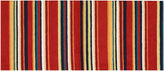 Nourison Stripes Washable Runner Rug