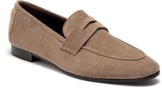 Couture Bougeotte Park Avenue Suede Loafers