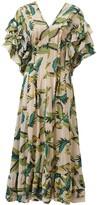 By Moumi Havana Dress