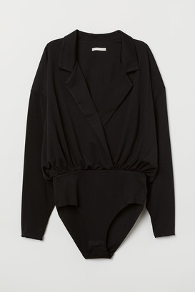 H&M Long-sleeved body