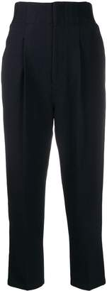 Zucca tapered trousers