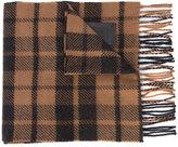 Loewe tartan scarf