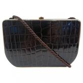 Fendi Crocodile crossbody bag