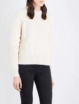 Belstaff Serena cotton-blend knitted jumper