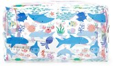 Forever 21 FOREVER 21+ Sea Creatures Clear Makeup Bag