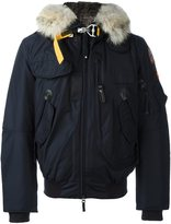 Parajumpers hooded padded jacket - men - Feather Down/Acrylic/Polyester/Wool - M