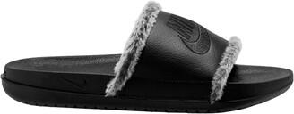 Nike OffCourt Faux Fur Lined Sport Slide