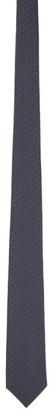 Burberry Blue Monogram Manston Tie