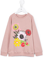 Stella McCartney Betty sweatshirt - kids - Cotton - 3 yrs