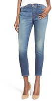 J Brand Women's 'Sadey' Slim Straight Crop Jeans