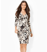 Lauren Ralph Lauren Floral Sheath Dress
