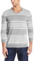Calvin Klein Men's Cotton Modal Twill Sweater