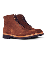 Grenson Grover Suede Boot Brown