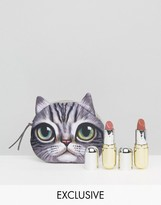 Winky Lux ASOS Exclusive Lipstick Duo & FREE Cat Pouch