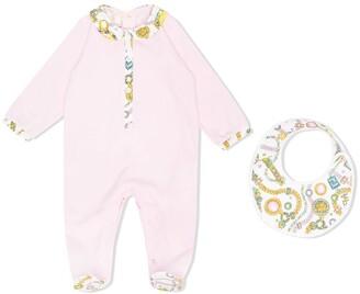 Versace Jewellery Print Pajama Gift Set