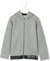John Galliano classic hoodie - kids - Cotton - 4 yrs