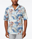 tommy bahama mens sombra shadow floral shirt