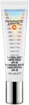 M·A·C MAC Lightful C & Coral Grass 40ml - Colour Light Plus