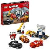 Lego Juniors DisneyPixar Cars 3 Smokey's Garage 10743