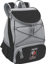 Picnic Time PTX Cooler Backpack Portland Trailblazers Print